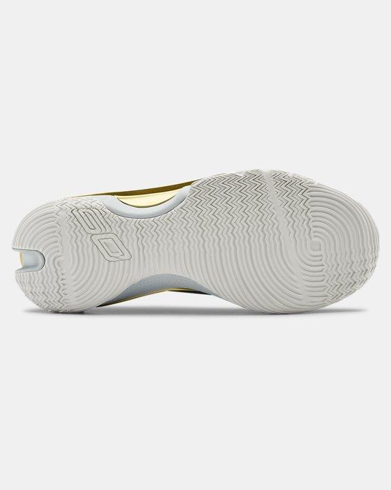 Adult UA Curry 7 Basketball Shoes, Gray, pdpMainDesktop image number 2
