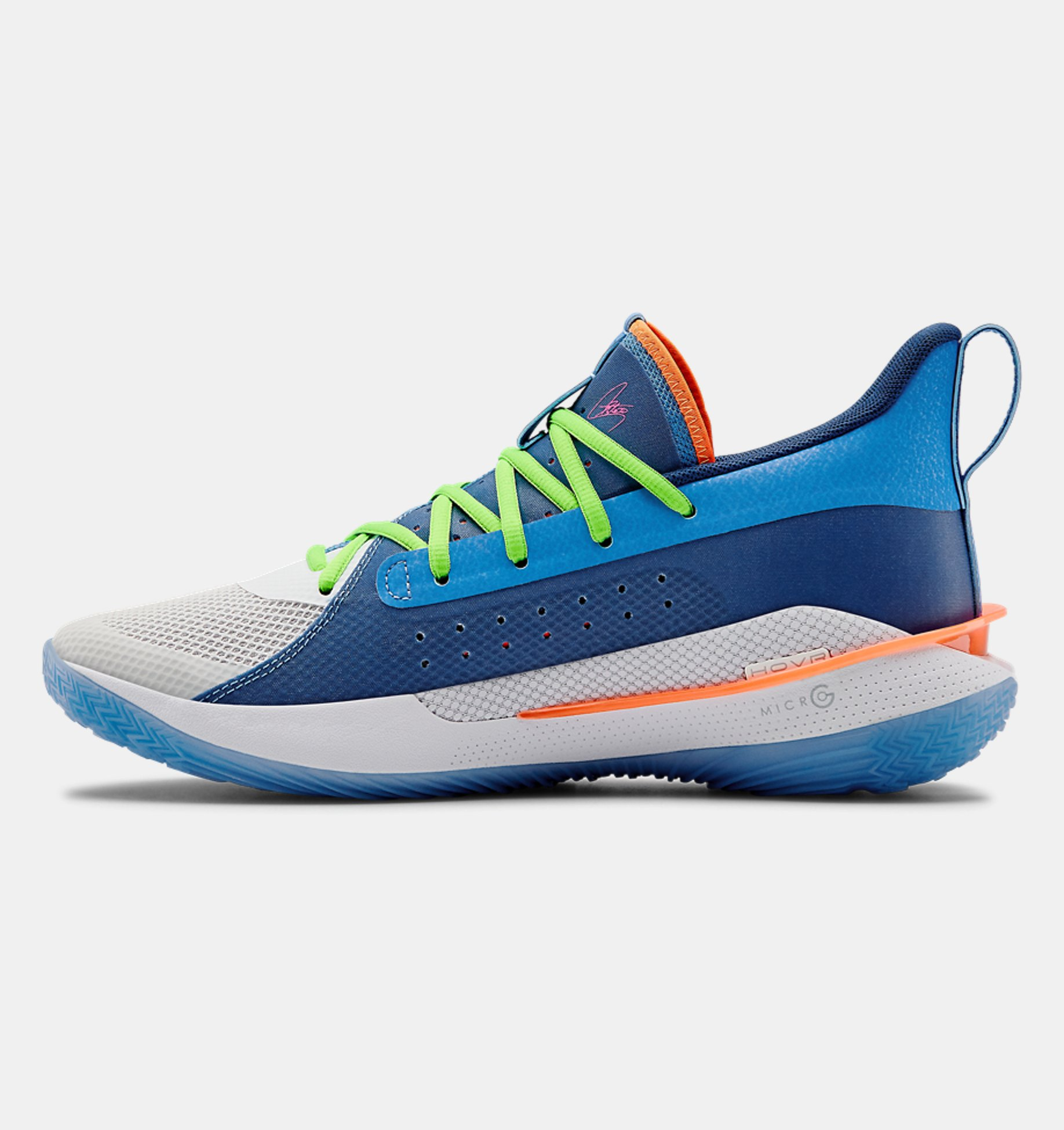 Adult Ua Curry 7 Basketball Shoes Under Armour