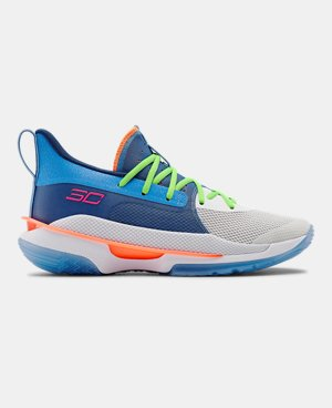 Men's Blue Basketball Athletic Shoes Under Armour US  Under Armour US