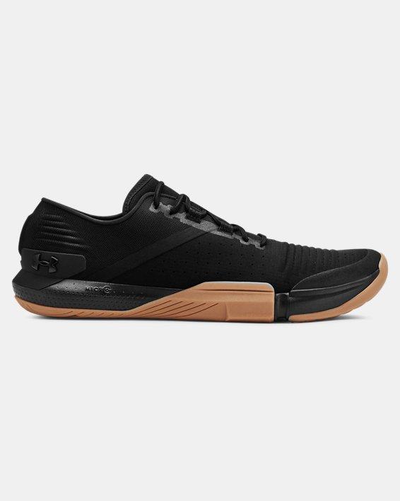 Chaussures d'entraînement UA TriBase™ Reign pour homme, Black, pdpMainDesktop image number 0