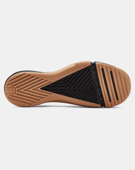 Chaussures d'entraînement UA TriBase™ Reign pour homme, Black, pdpMainDesktop image number 2