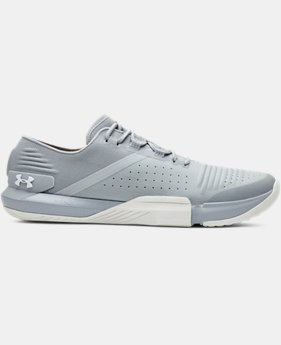 New Arrival  Men's UA TriBase™ Reign Training Shoes  1  Color Available $140