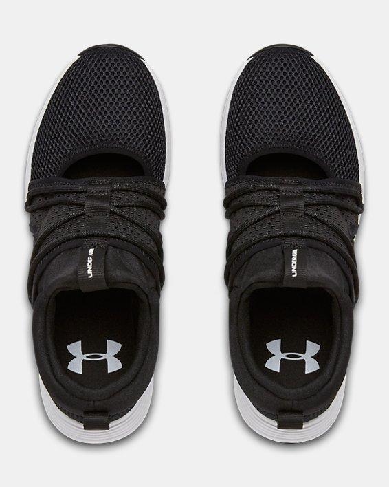 Women's UA Breathe Sola Sportstyle Shoes, Black, pdpMainDesktop image number 3