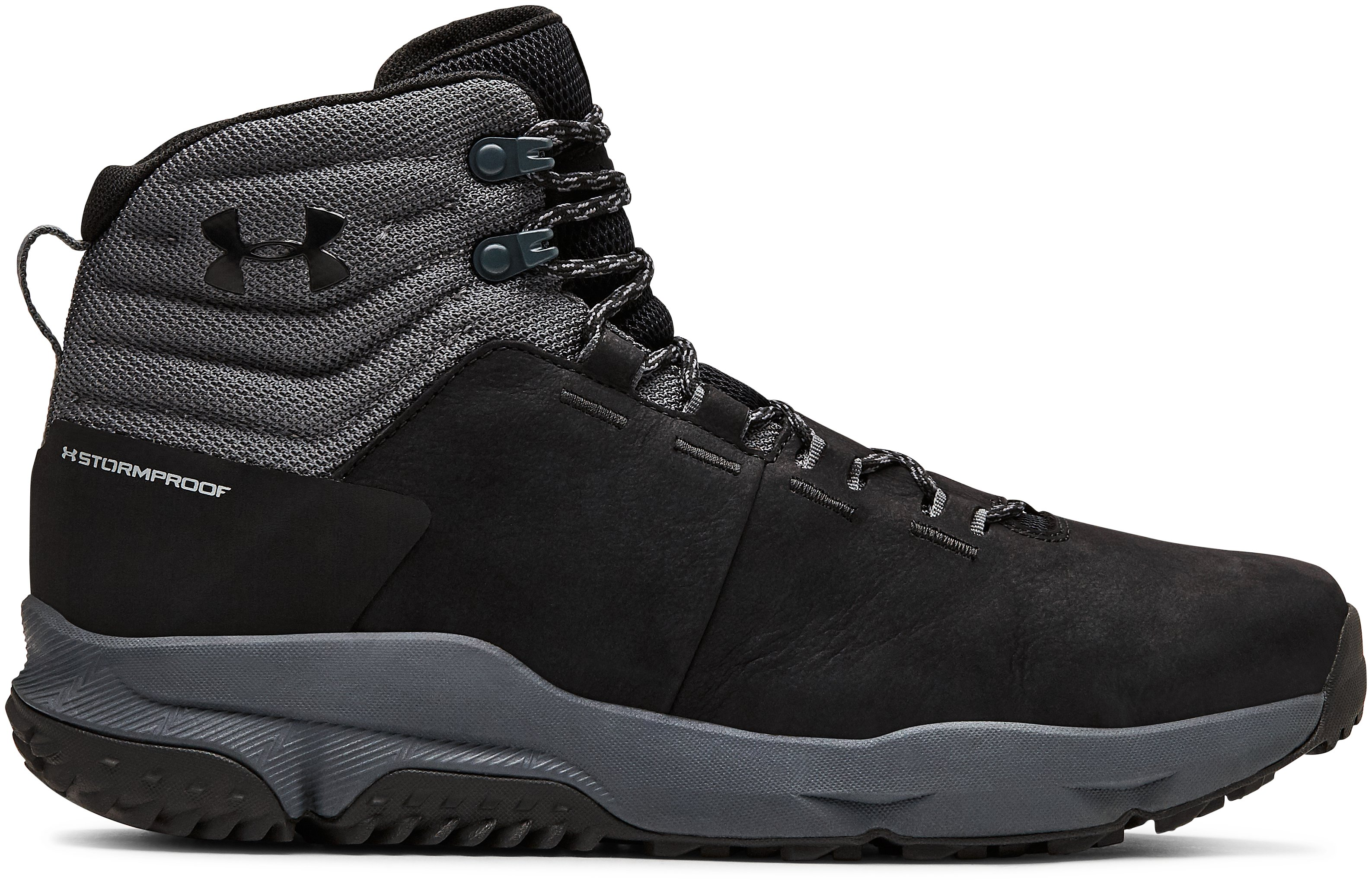 Men's UA Culver Mid WP Hiking Boots, 360 degree view