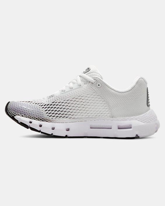 Women's UA HOVR™ Infinite Running Shoes, White, pdpMainDesktop image number 1