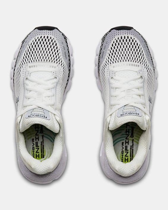 Women's UA HOVR™ Infinite Running Shoes, White, pdpMainDesktop image number 2