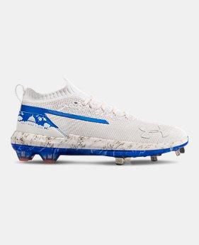 innovative design d529b 2fd1a UA Harper 3 Low ST LE – Chaussures à crampons de baseball pour homme 1  Couleur