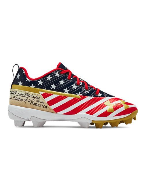 af075f58b19d This review is fromBoys' UA Harper 3 Low RM Jr. LE Baseball Cleats.