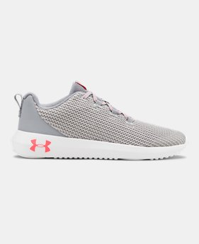 f4dca680e23 New to Outlet Girls  Grade School UA Ripple 2 Colors Available  33.99. 2  Colors Available. OVERCAST GRAY  Flushed Pink