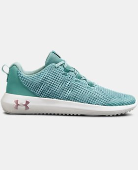Girls' Grade School UA Ripple  3  Colors Available $70