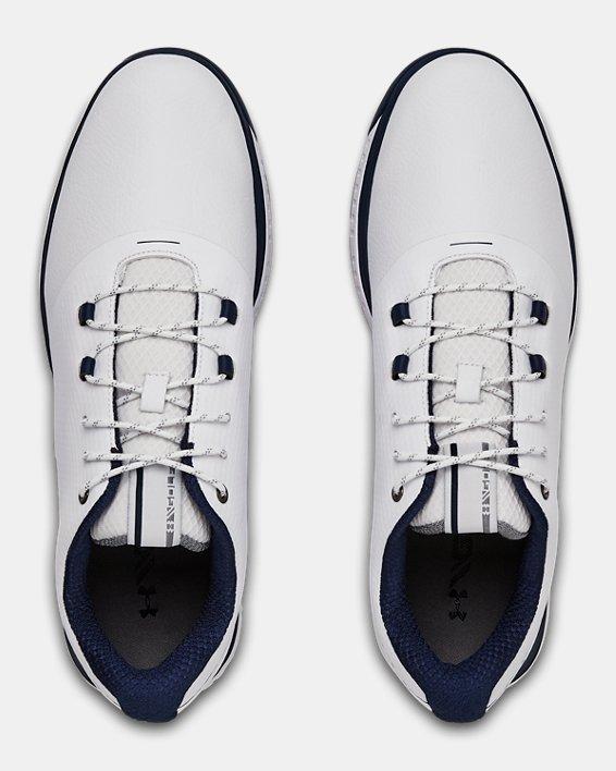 Men's UA Fade RST 2 Golf Shoes, White, pdpMainDesktop image number 3