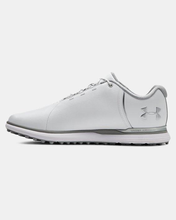 Women's UA Fade SL Golf Shoes, White, pdpMainDesktop image number 1