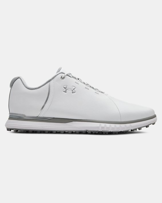 Women's UA Fade SL Golf Shoes, White, pdpMainDesktop image number 0