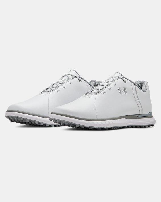 Women's UA Fade SL Golf Shoes, White, pdpMainDesktop image number 4