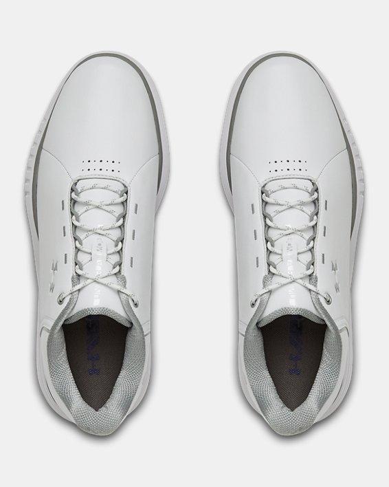 Women's UA Fade SL Golf Shoes, White, pdpMainDesktop image number 3
