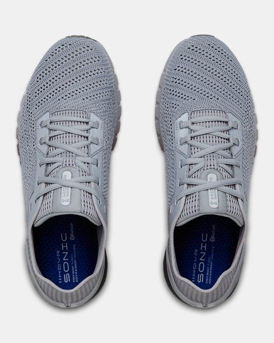 Men's UA HOVR™ Sonic 2 Running Shoes, Gray, pdpMainDesktop image number 3