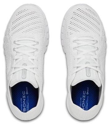 Under Armour Mens HOVR Sonic 2 Running Shoe 10 White 103 //White