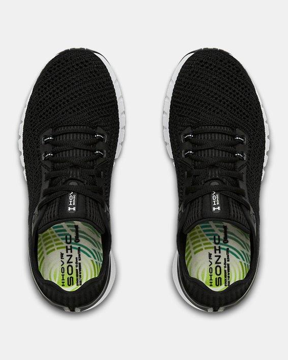 Women's UA HOVR™ Sonic 2 Running Shoes, Black, pdpMainDesktop image number 3