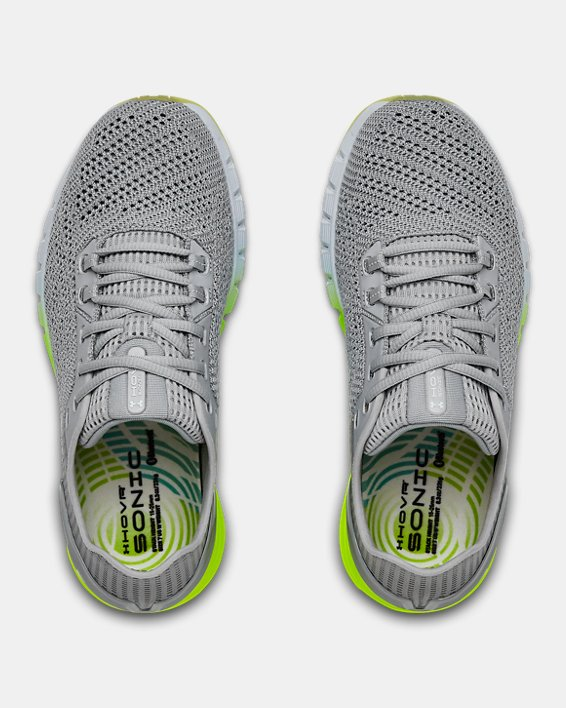 Women's UA HOVR™ Sonic 2 Running Shoes, Gray, pdpMainDesktop image number 3