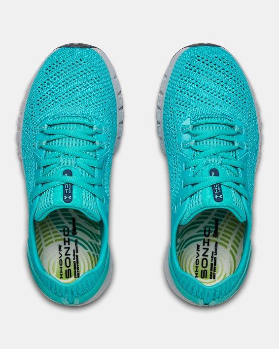 Women's UA HOVR™ Sonic 2 Running Shoes, Blue, pdpMainDesktop image number 3