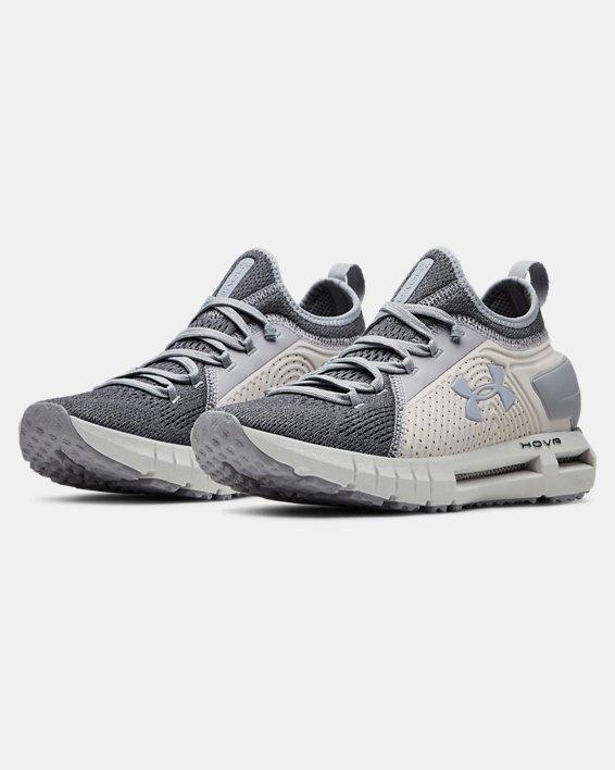 Women's UA HOVR™ Phantom/SE Running Shoes, Gray, pdpMainDesktop image number 3