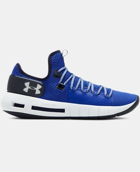 New Arrival Men's UA HOVR™ Havoc Low PE Basketball Shoes  1  Color Available $105