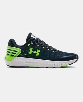 46268abe6 Boys' Grade School UA Charged Rogue Running Shoes 6 Colors Available $70