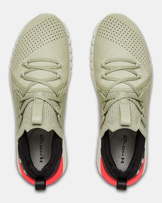 Men's UA HOVR™ SLK EVO Perf Suede Sportstyle Shoes, Brown, pdpMainDesktop image number 3