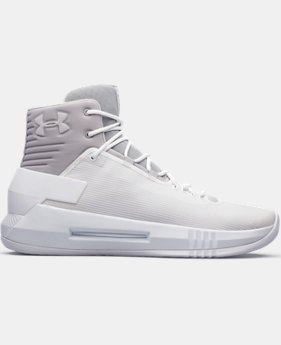 New Arrival Men's UA Icon Drive 4 Custom Basketball Shoes  1 Color $150