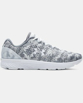 Men's UA Charged Bandit 4 Graphic Running Shoes  1  Color Available $80