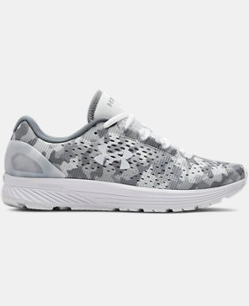 New Arrival  Women's UA Charged Bandit 4 Graphic Running Shoes  1  Color Available $100