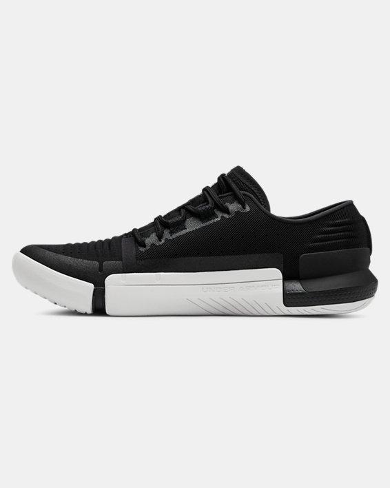 Women's UA TriBase™ Reign Training Shoes, Black, pdpMainDesktop image number 1