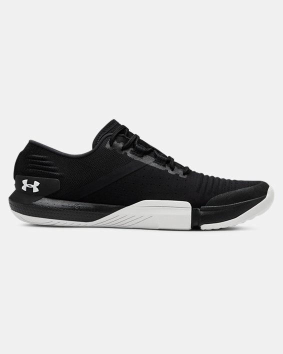 Women's UA TriBase™ Reign Training Shoes, Black, pdpMainDesktop image number 0