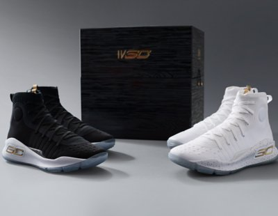 """29cb7fd8670 CURRY 4 """"MORE RINGS"""" CHAMP PACK"""