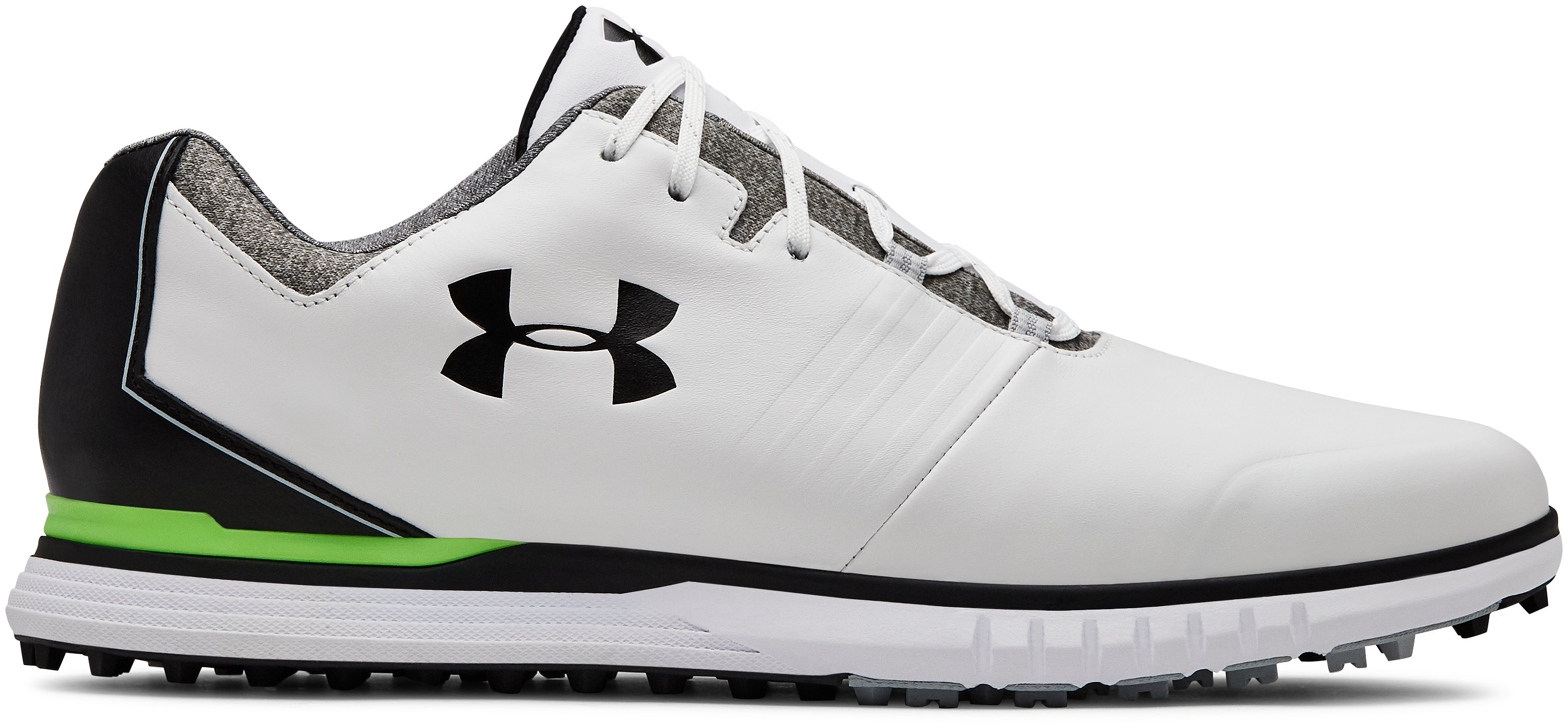 Men's UA Showdown SL Golf Shoes, 360 degree view