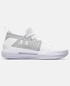 Men's UA ICON Drive 4 Low Custom Basketball Shoes  1  Color Available $180