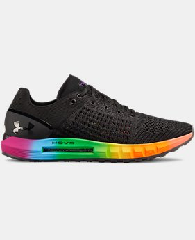 New Arrival Men's UA HOVR Sonic - Pride Edition Running Shoes   $110