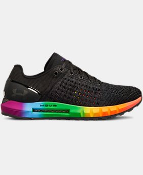 New Arrival Women's UA HOVR Sonic - Pride Edition Running Shoes  1  Color Available $110