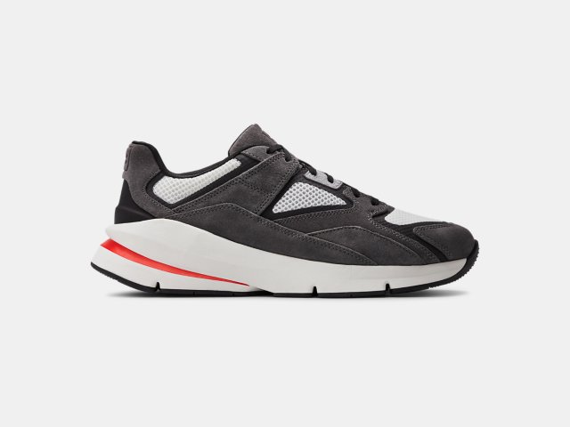 ac7c6cc5 Unisex UA Forge 96 Suede/Mesh Sportstyle Shoes