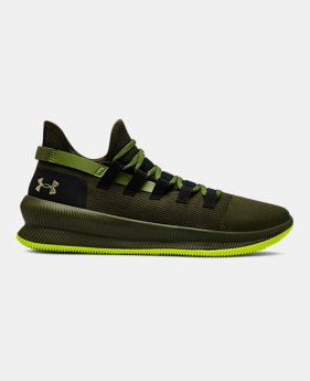 cce4c555395 Men s UA M-TAG Low Basketball Shoes 3 Colors Available  100