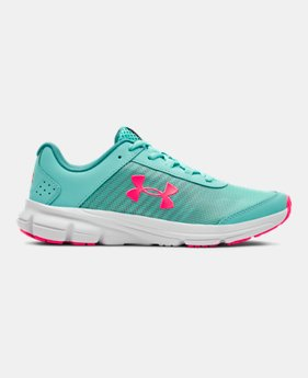 d623d1b3474 Girls' Grade School UA Rave 2 NP Running Shoes 1 Color Available $55