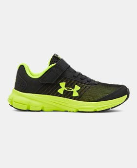 Boys  Pre-School UA Rave 2 NP AC Running Shoes 2 Colors Available  50 1479418f7