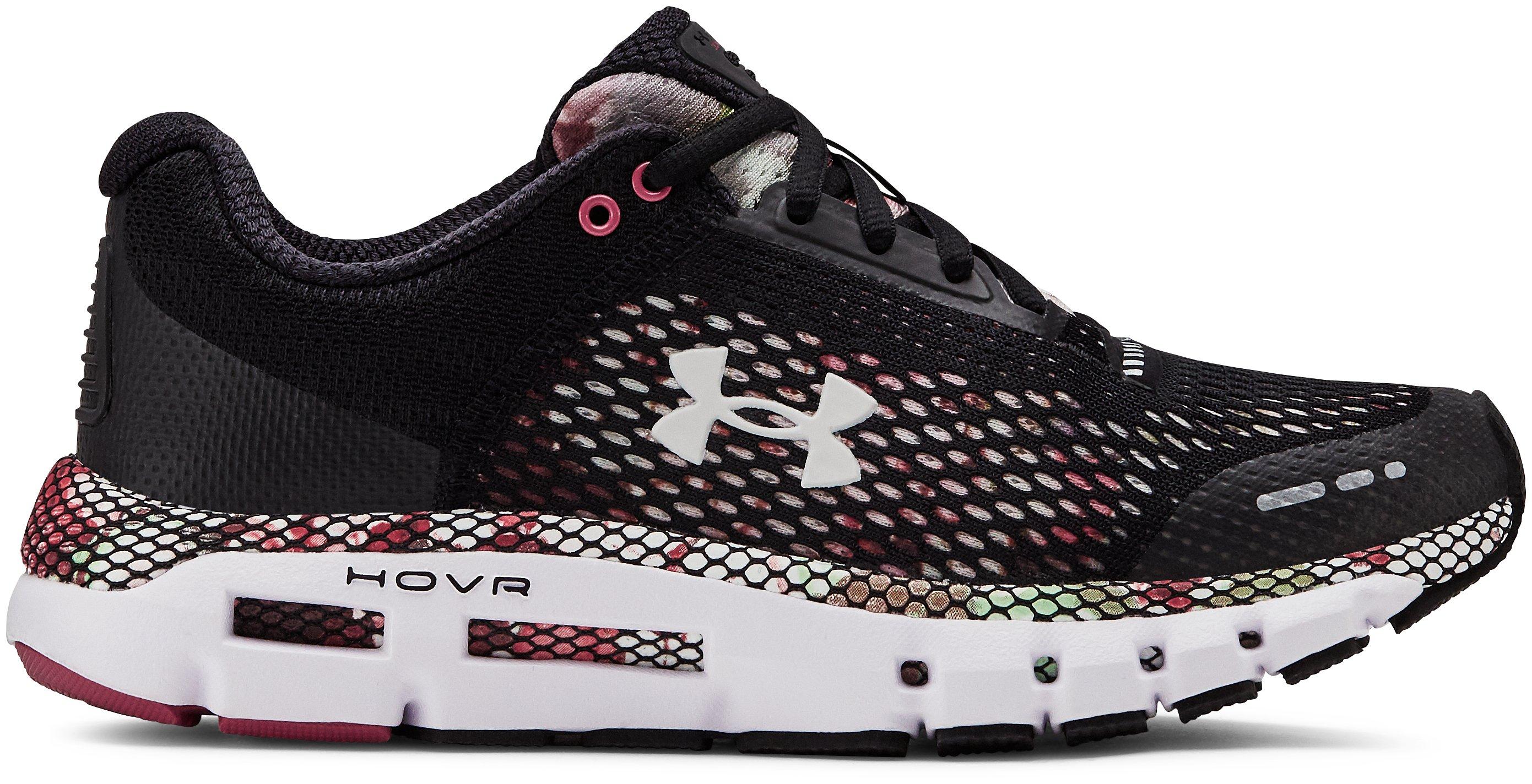 Sepatu Lari UA HOVR™ Infinite Amp untuk Wanita, 360 degree view
