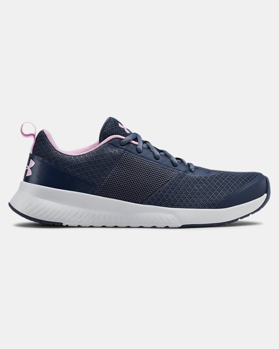 Women's UA Aura Training Shoes, Gray, pdpMainDesktop image number 0