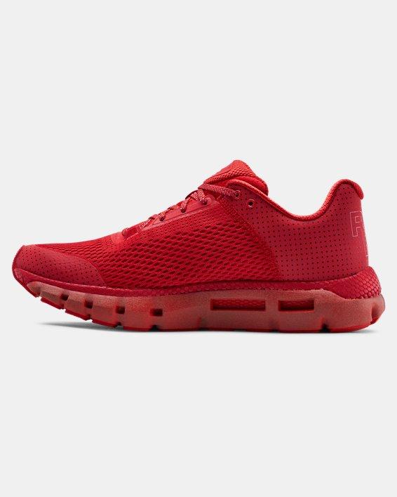 Men's UA HOVR™ Infinite Reflective Running Shoes, Red, pdpMainDesktop image number 1