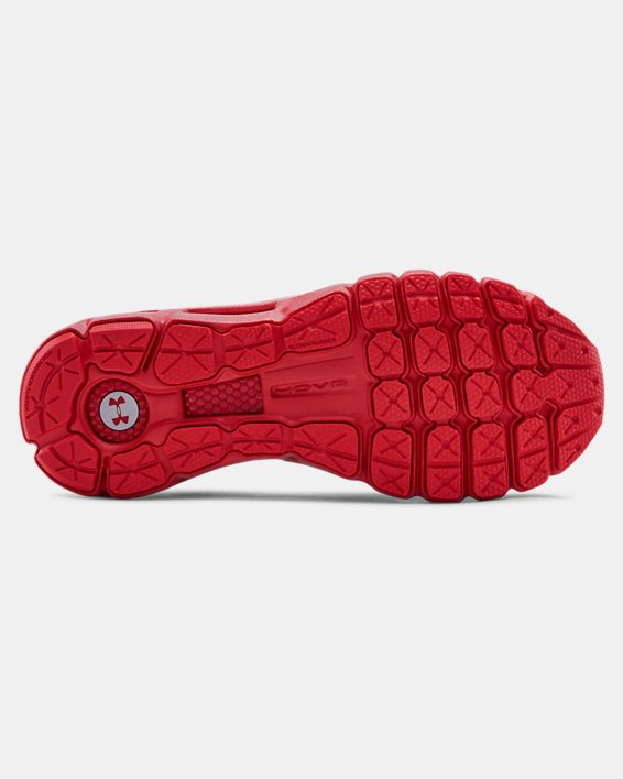 Women's UA HOVR™ Infinite Reflective Running Shoes, Red, pdpMainDesktop image number 2
