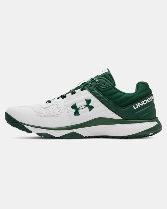 Men's UA Yard Trainer, White, pdpMainDesktop image number 1