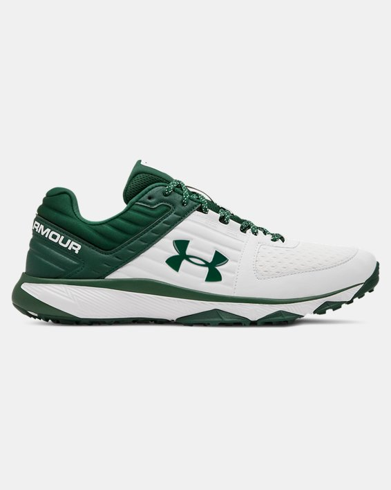 Men's UA Yard Trainer, White, pdpMainDesktop image number 0