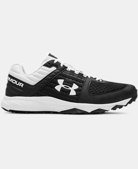 New Arrival Men's UA Yard Trainer Wide Baseball Cleats  1  Color Available $85