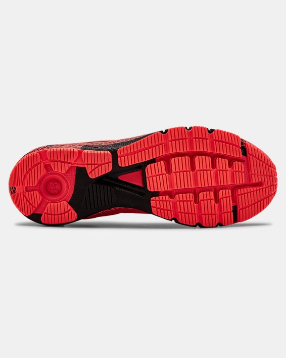 Men's UA HOVR™ Machina Running Shoes, Red, pdpMainDesktop image number 4